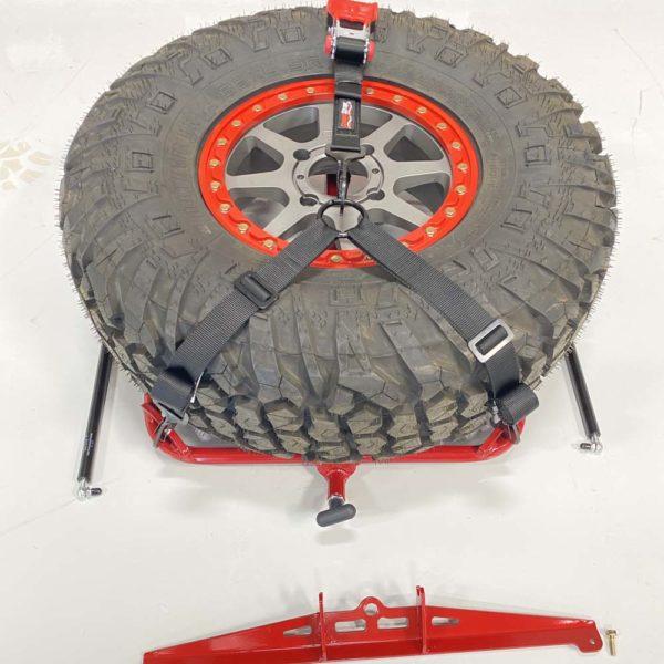 honda talon 1000 r x tire carrier 3051