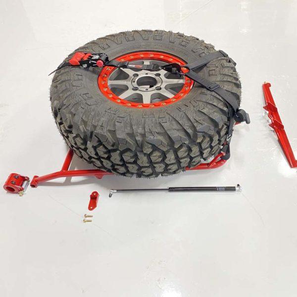 honda talon 1000 r x tire carrier 3053