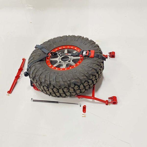 honda talon 1000 r x tire carrier 3060