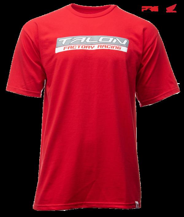 honda talon factory race team apparel shirt