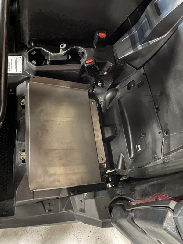 honda talon 1000x 4 storage box 7183