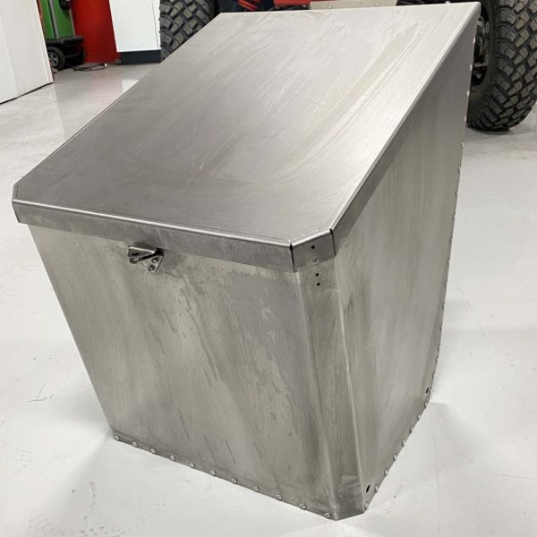 honda talon 1000x 4 storage box 7204