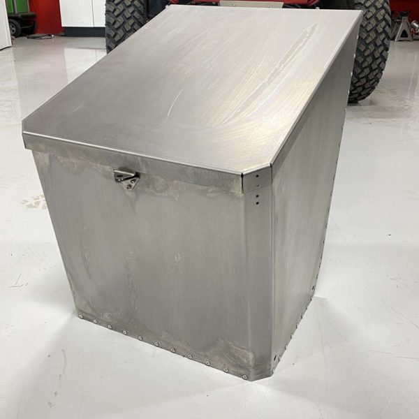 honda talon 1000x 4 storage box 7208
