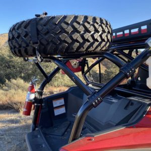 honda talon 1000x 4 tire carrier 7019